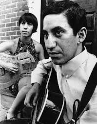 Jim and Ingrid Croce